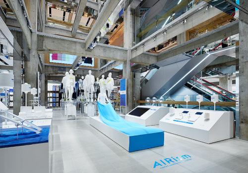 Uniqlo Store in Tokio 02