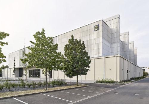 Sanierung und Umnutzung der Messehalle Leipzig 02