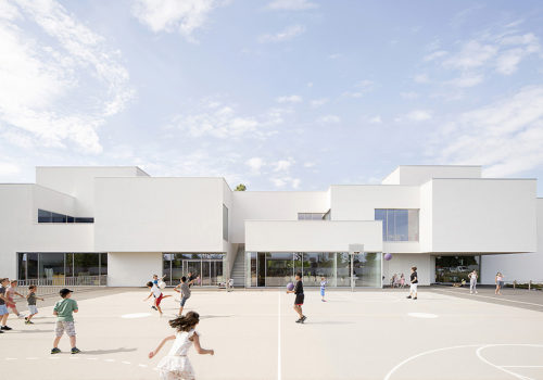 Vor- und Grundschule in Gidy 03