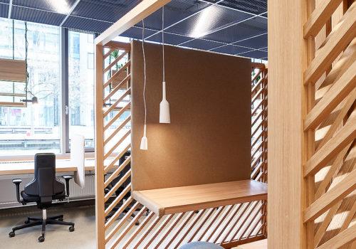 Neugestaltung der Büroräume für Dewpoint in Dresden 04