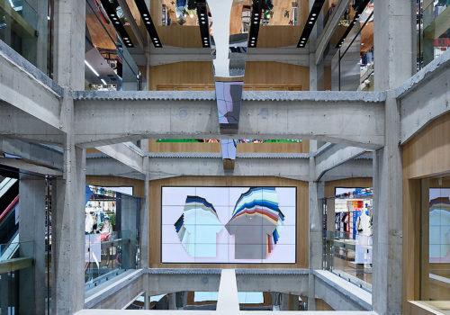 Uniqlo Store in Tokio 04