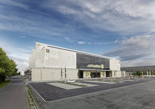 Sanierung und Umnutzung der Messehalle Leipzig 04