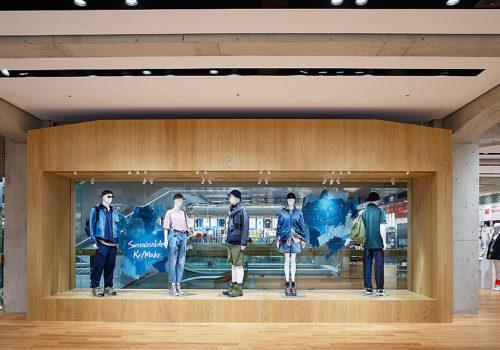 Uniqlo Store in Tokio 05