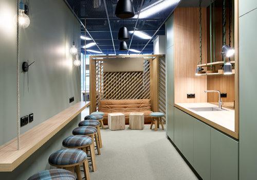 Neugestaltung der Büroräume für Dewpoint in Dresden 07