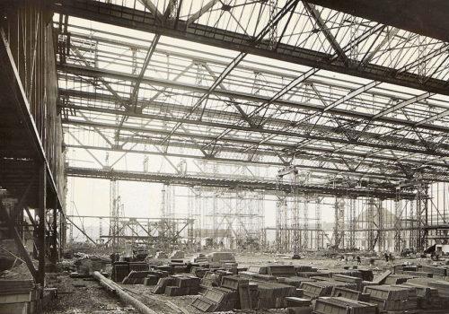 Sanierung und Umnutzung der Messehalle Leipzig 07