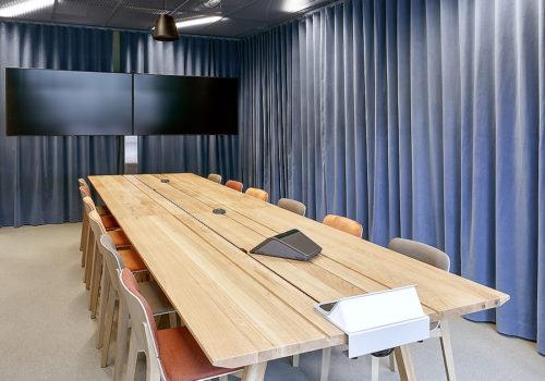 Neugestaltung der Büroräume für Dewpoint in Dresden 09