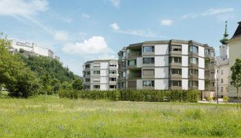 Seniorenwohnheim, Gasparin Meier, Finalist AIT-Award 2020
