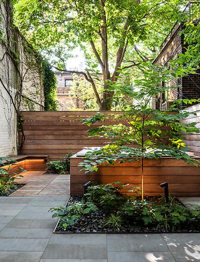 Stadthaus in New York von Worrell Yeung