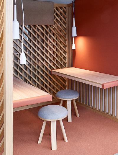 Dewpoint Therapeutics Büro- und Laborräume in Dresden von Stellwerk Architekten
