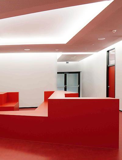 Beethoven-Gymnasium in Berlin von TSSB Architekten Ingenieure
