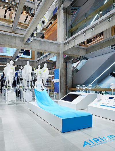 Uniqlo Store in Tokio von Herzog & de Meuron