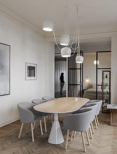 Apartment in Triest von AKSL Arhitekti