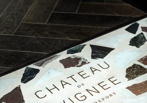 Boutique Hotel Chateau de Vignée in Rochefort 01