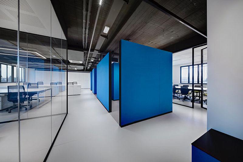 Büro in Rivoli von Architekturbüro PAT. 01