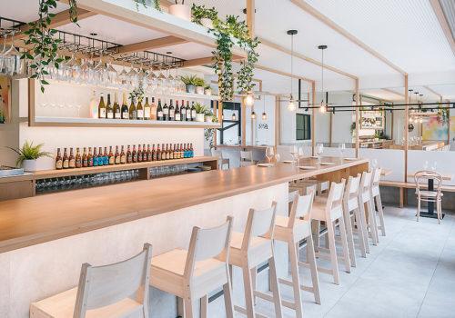 Restaurant in Santander 01