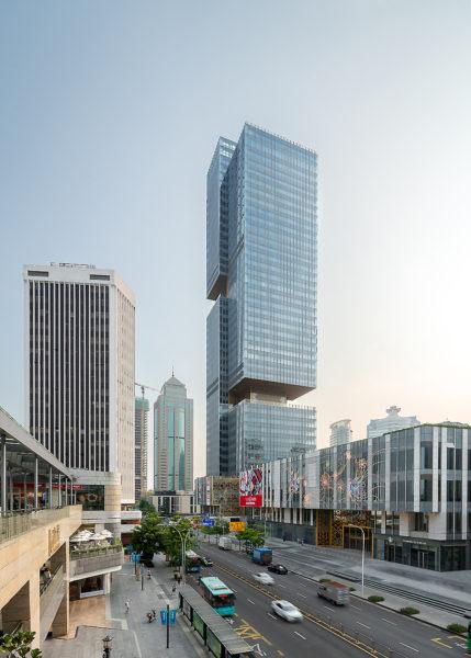 Prince Plaza in Shenzhen 01