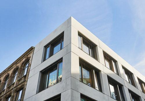 Verwaltungs- und Wohngebäude in Krefeld 02