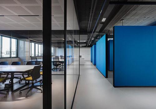Büro in Rivoli von Architekturbüro PAT. 02