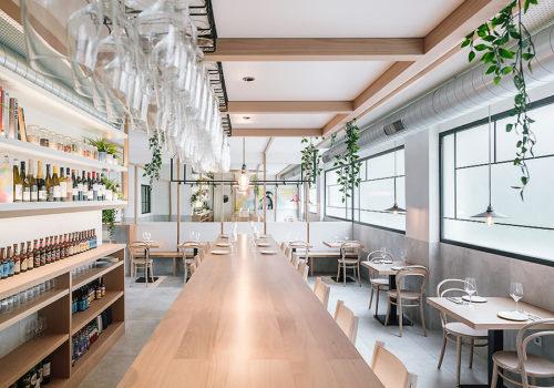 Restaurant in Santander 02