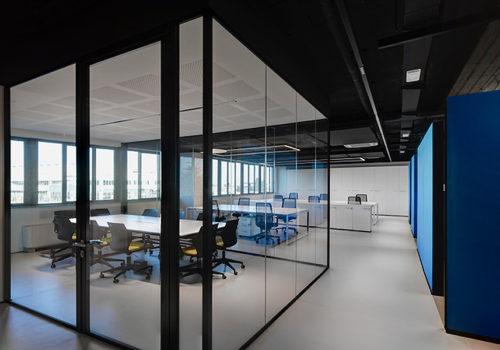 Büro in Rivoli von Architekturbüro PAT. 03