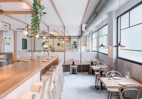 Restaurant in Santander 03