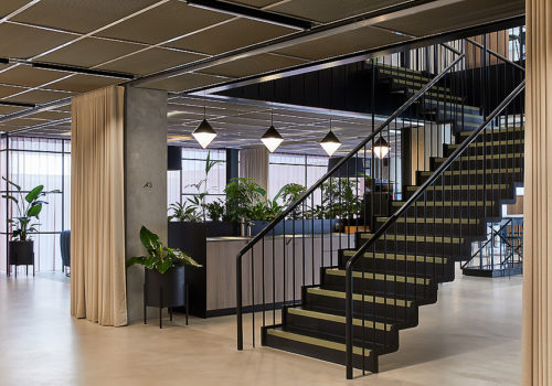 Büro in London 04