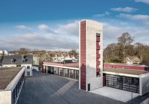 Feuerwehrhaus in Kaufbeuren 04