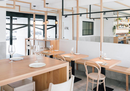 Restaurant in Santander 04