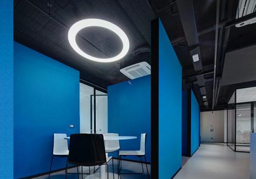 Büro in Rivoli von Architekturbüro PAT. 05