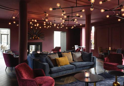Boutique Hotel Chateau de Vignée in Rochefort 06