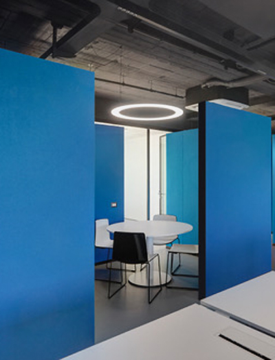 Büro in Rivoli von Architekturbüro PAT.