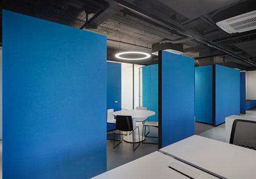 Büro in Rivoli von Architekturbüro PAT. 08