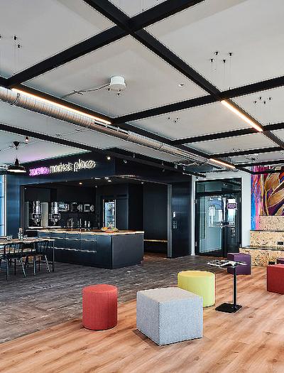 BASF Office in Köln von brandherm + krumrey