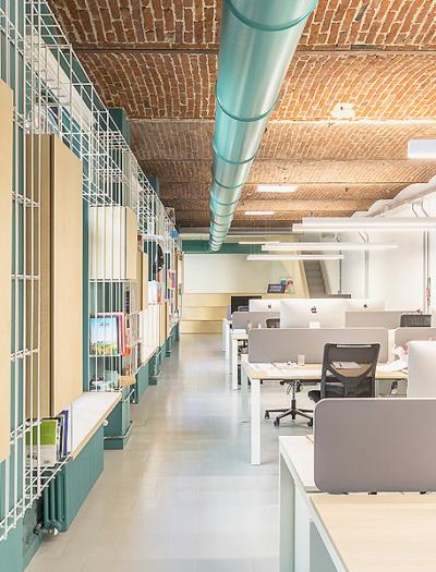 Arc´s Office in Turin von Blaarchitettura