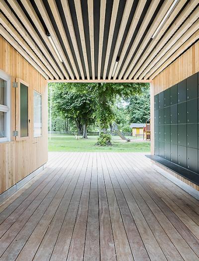 Flussbad in Oettingen von Jordan Balzer Schubert Architekten