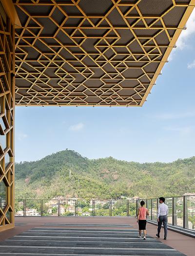 Hochhaus in Shenzhen von OMA