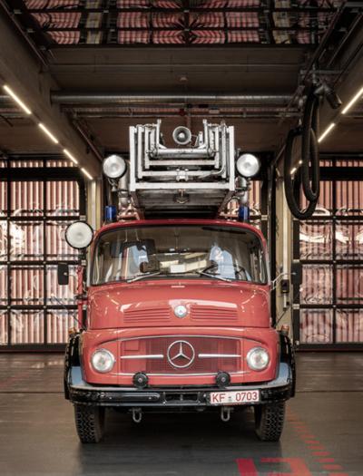 Feuerwehrhaus in Kaufbeuren von dasch zürn + partner