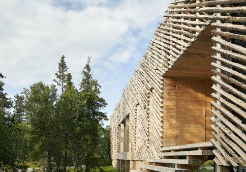 Berghütte Skigard Hytte Cabin in Norwegen 01