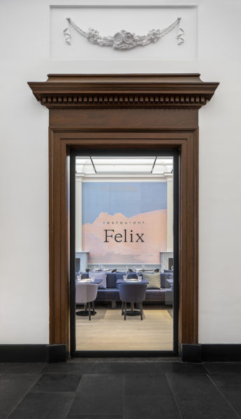 Restaurant Felix in Amsterdam 01