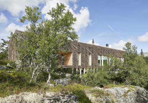 Berghütte Skigard Hytte Cabin in Norwegen 02