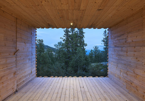 Berghütte Skigard Hytte Cabin in Norwegen 05