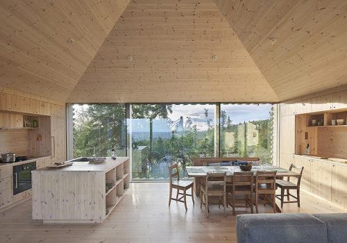 Berghütte Skigard Hytte Cabin in Norwegen 06