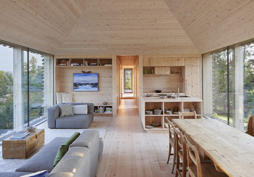 Berghütte Skigard Hytte Cabin in Norwegen 07