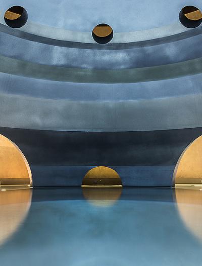 Euphoria Retreat Spa in Griechenland von DECA Architecture