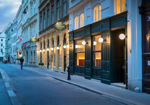 Gasthaus in Wien 09
