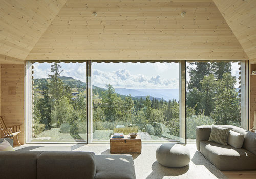 Berghütte Skigard Hytte Cabin in Norwegen 09