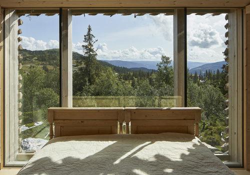 Berghütte Skigard Hytte Cabin in Norwegen 11