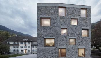 Alpin Sport Zentrum, bernardo bader architekten, Finalist AIT-Award 2020