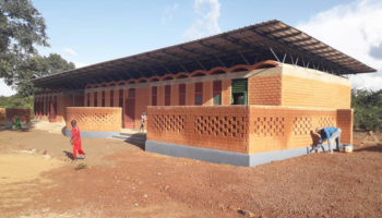 Ecolé Primaire Santiguyah – Bau einer Grundschule (2)