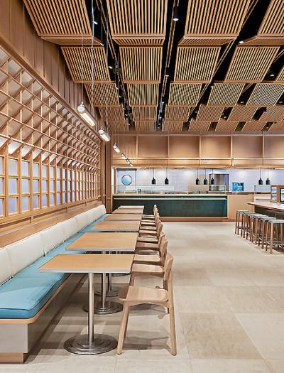 Café The Rambler in Hong Kong von A Work Of Substance